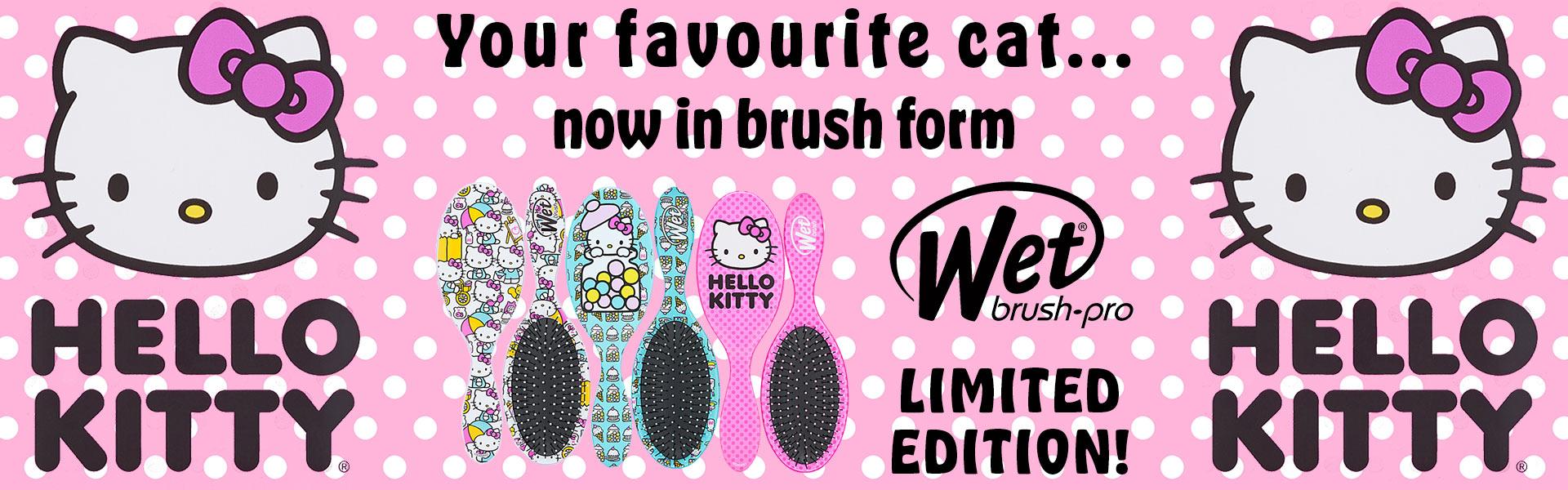 WetBrush Hello Kitty
