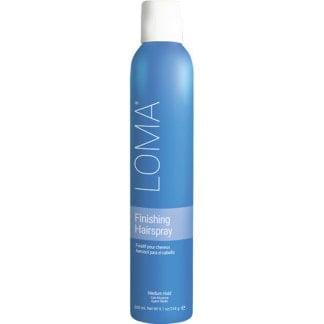 Loma Finishing Hairspray Bottle